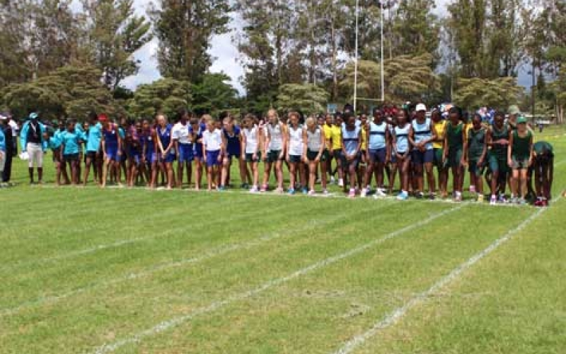 cross country at Watershed College