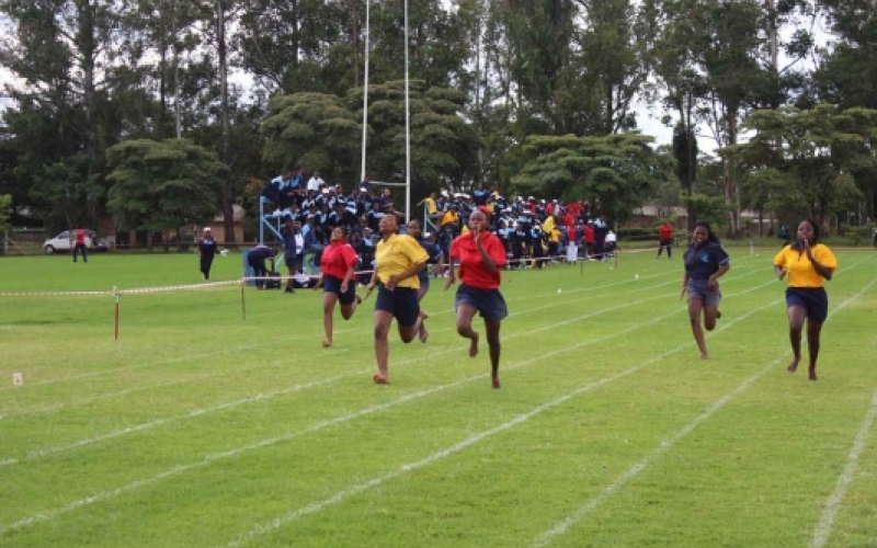 Inter-house Athletics at Watershed College