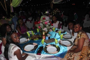 Watershed College Nyakambiri Dinner 2016