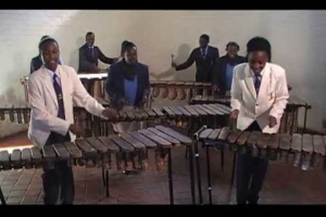 Embedded thumbnail for Marimba Perfomance