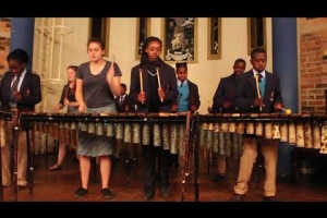 Embedded thumbnail for Watershed Marimba Band & Kutandara Centre